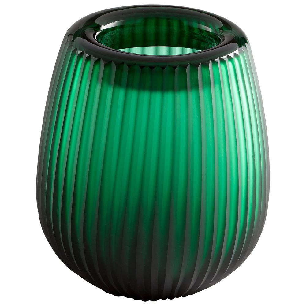 Cyan Designs - Small Glowing Noir Vase