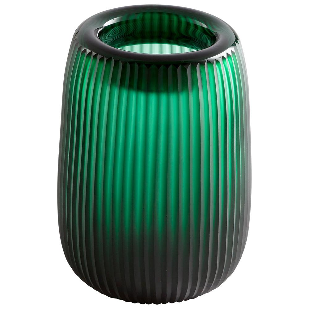 Cyan Designs - Large Glowing Noir Vase