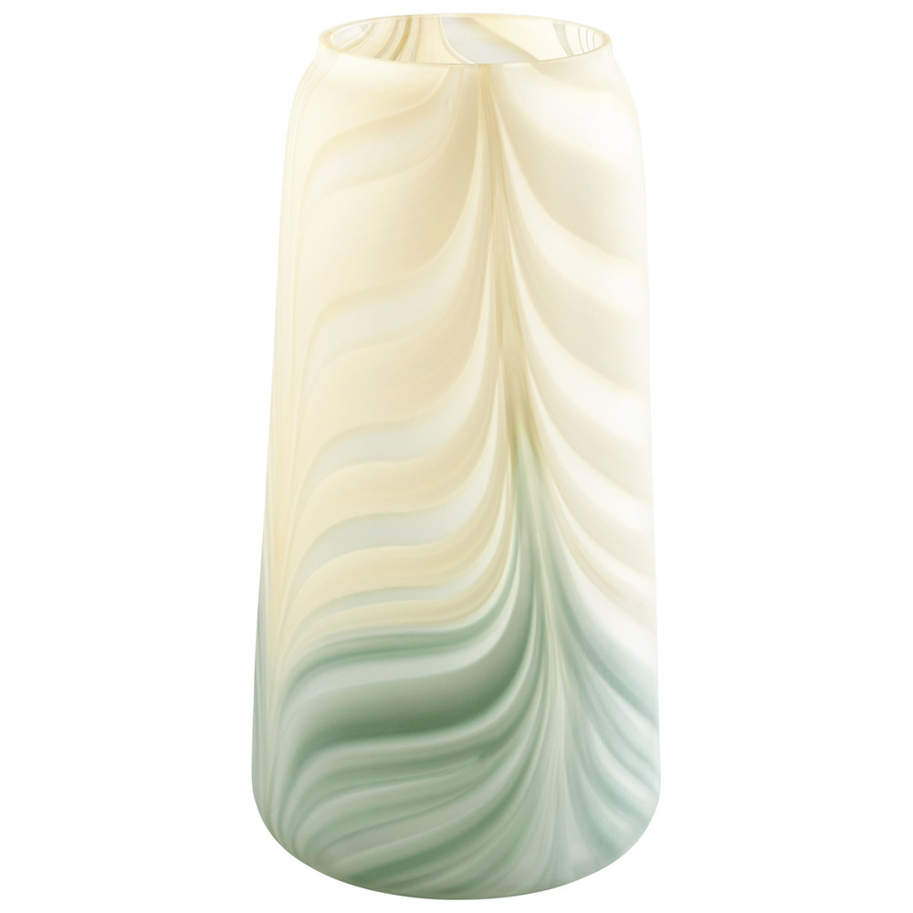 Cyan Designs - Large Hearts of Palm Vase
