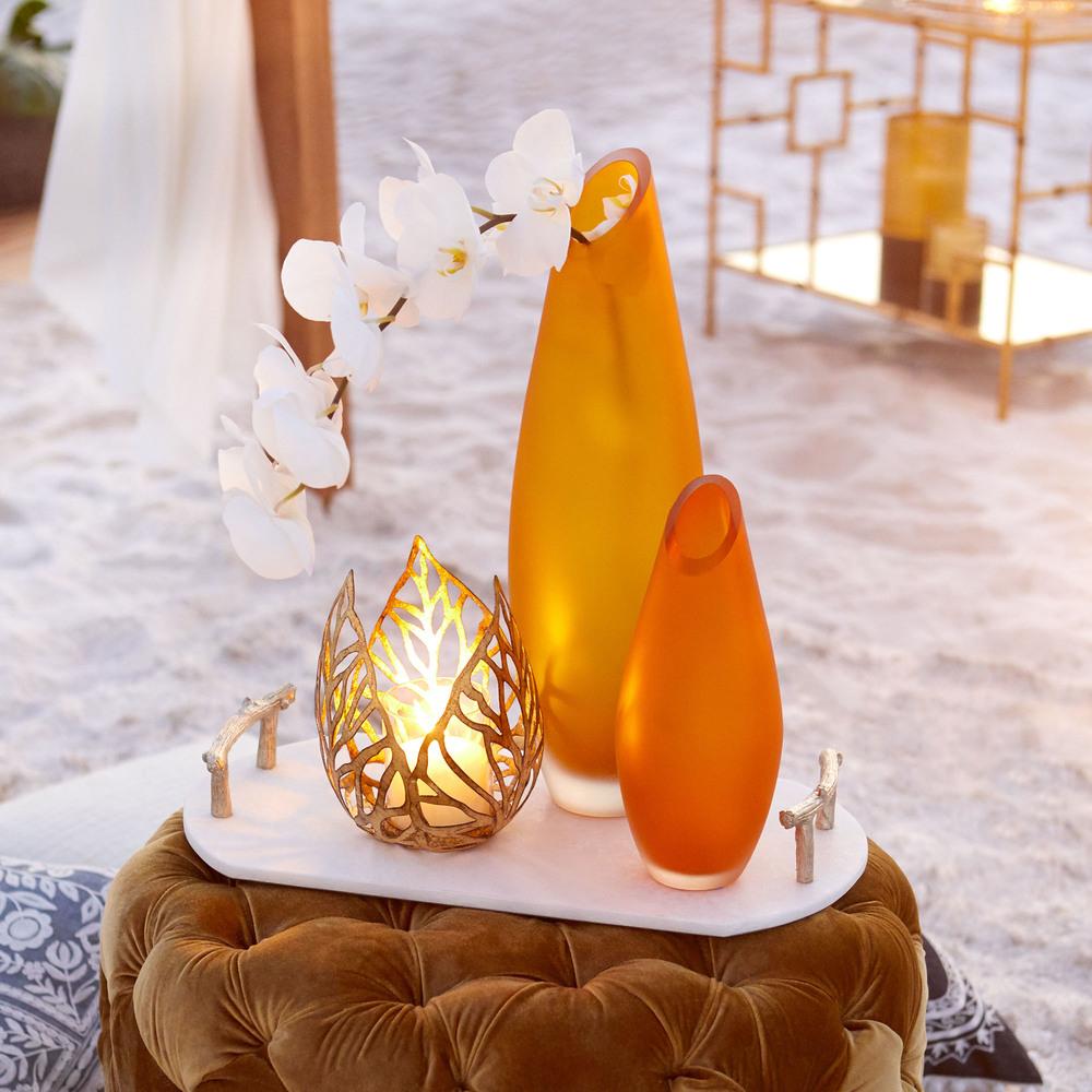 Cyan Designs - Large Spring Blooms Vase