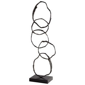 Thumbnail of Cyan Designs - Inner Circles Sculpture