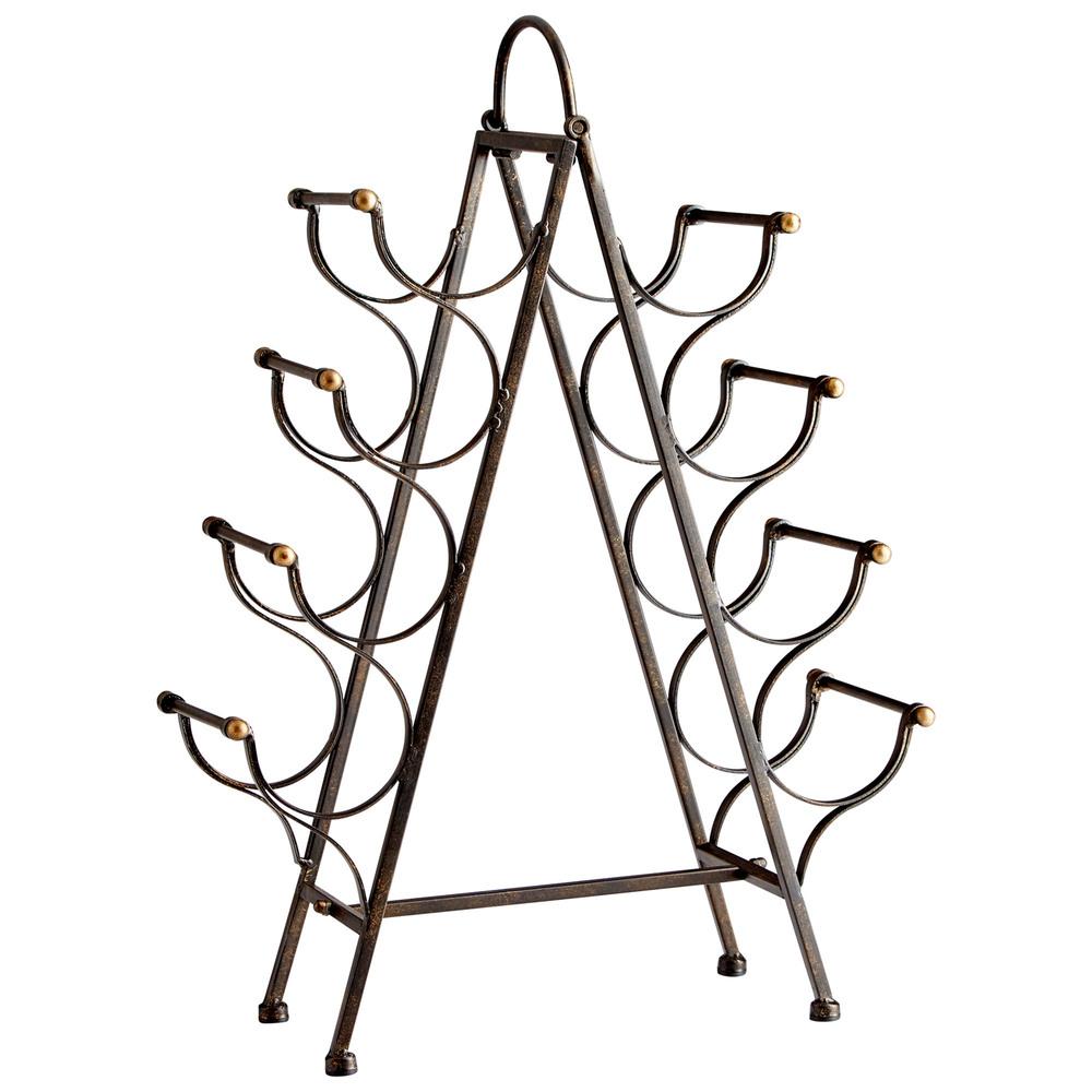 Cyan Designs - Riesling Tower Wine Rack