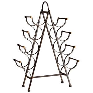 Thumbnail of Cyan Designs - Riesling Tower Wine Rack