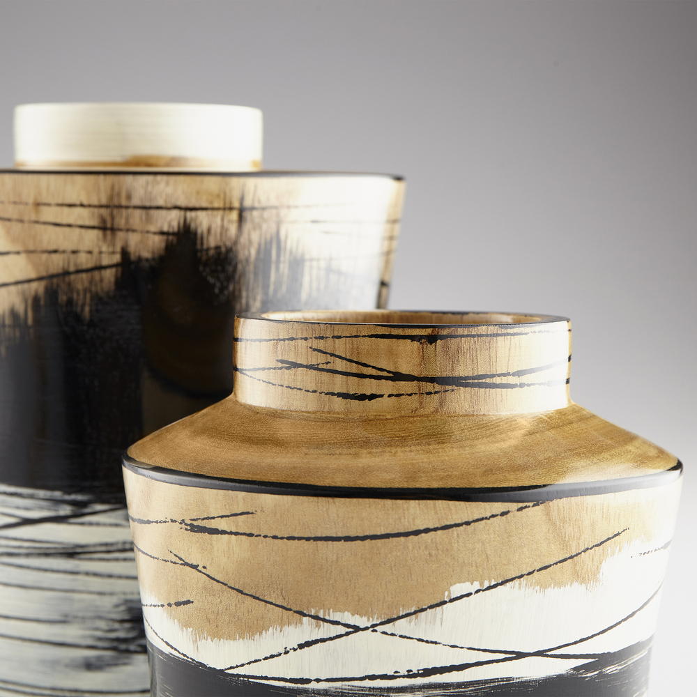 Cyan Designs - Snow Flake Vase