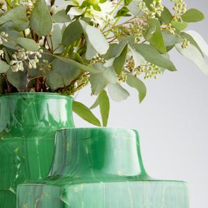 Thumbnail of Cyan Designs - Small Jaded Vase