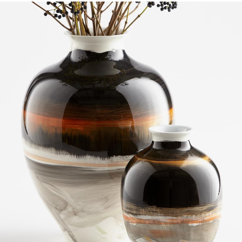 Cyan Designs - Indian Paint Brush Vase #1