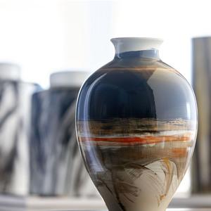 Thumbnail of Cyan Designs - Indian Paint Brush Vase #1