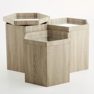 Thumbnail of Cyan Designs - Large Honeycomb Tray Table