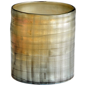 Thumbnail of Cyan Designs - Small Gilded Grid Vase