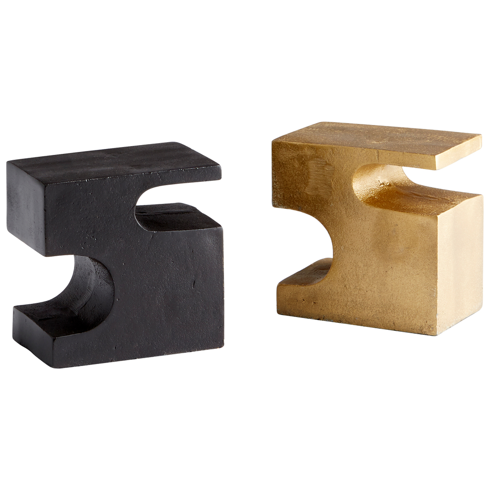 Cyan Designs - Two-Piece Bookends