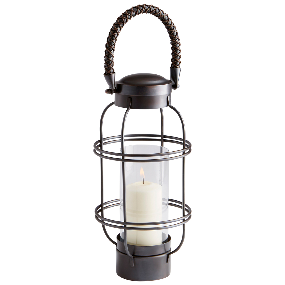 Cyan Designs - Small Dartmouth Candleholder