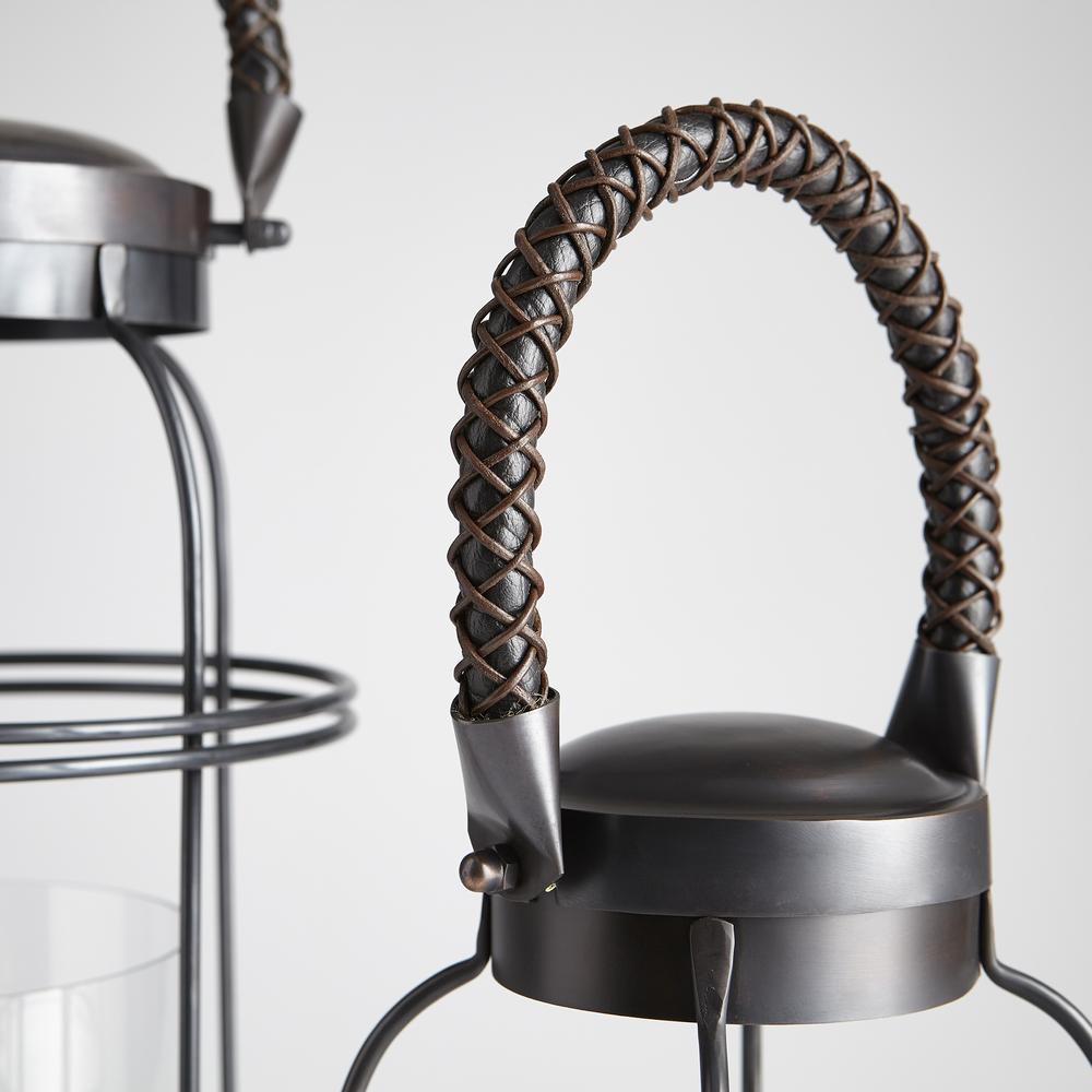 Cyan Designs - Large Dartmouth Candleholder