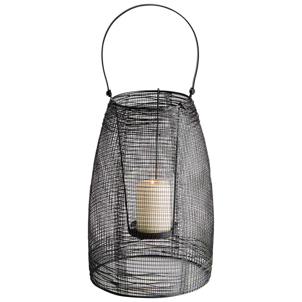 Cyan Designs - Small Gauze Candleholder