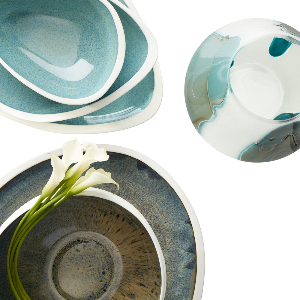 Cyan Designs - Small Android Bowl