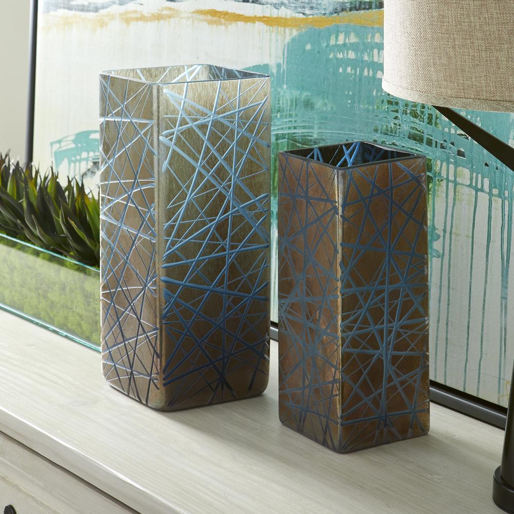 Cyan Designs - Calico Vase