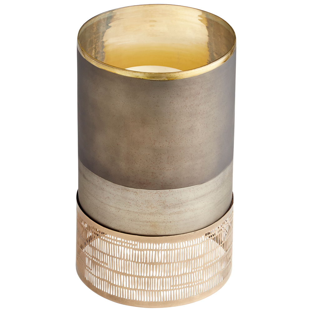 Cyan Designs - Lucid Silk Candleholder