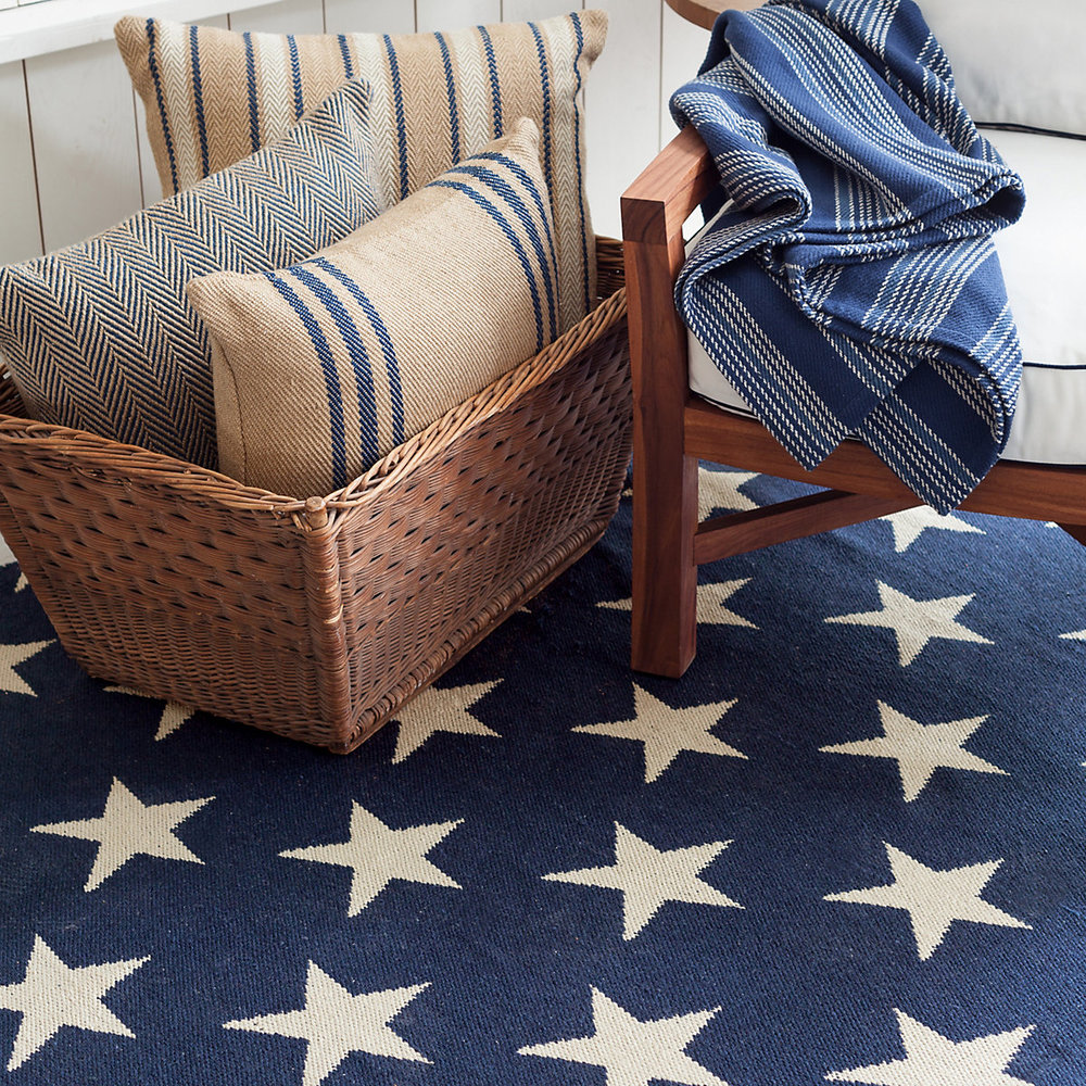 Dash & Albert Rug Company - Cameroon Woven Cotton Throw