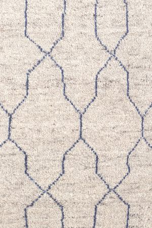 Thumbnail of Dash & Albert Rug Company - Massena Indigo Hand Knotted Rug 8x10
