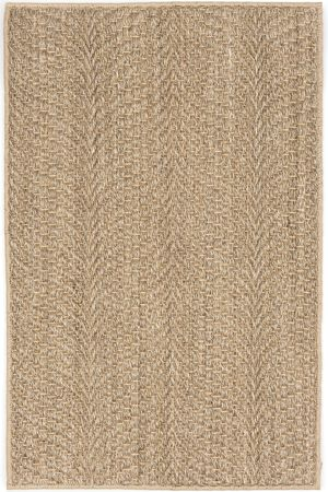Thumbnail of Dash & Albert Rug Company - Wave Natural Sisal Woven Rug 8x10