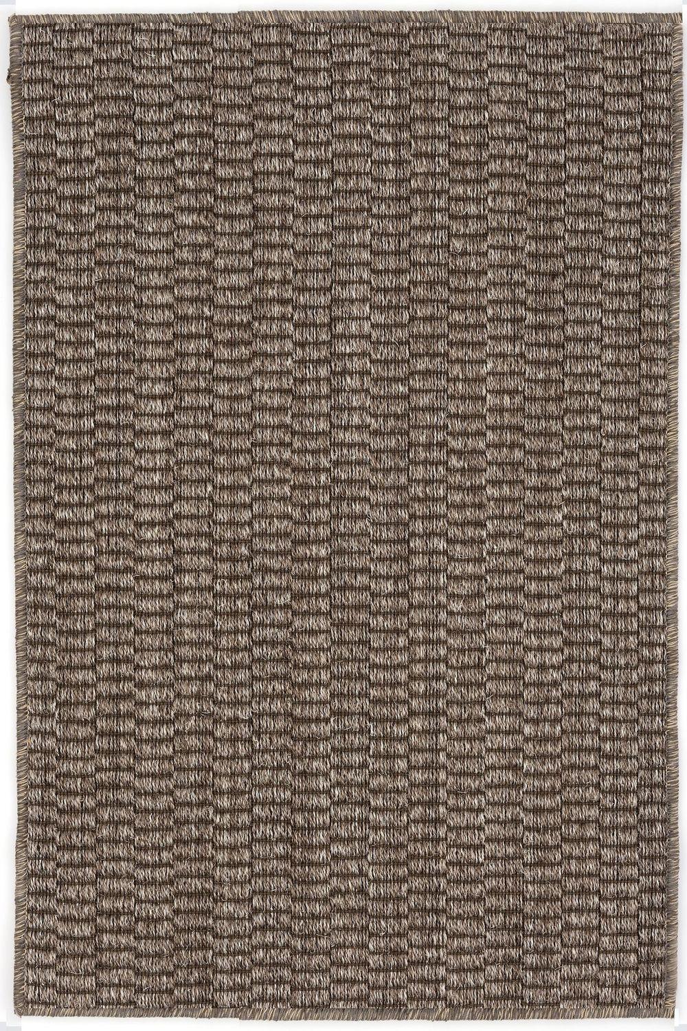 Dash & Albert Rug Company - Wicker Greige Sisal Woven Rug 8x10