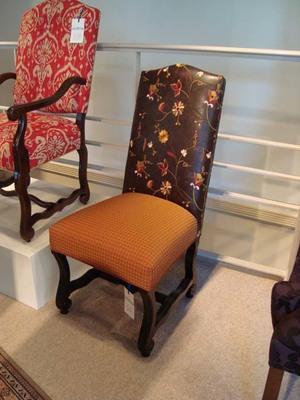 Thumbnail of Designmaster Furniture - Strasbourg Side Chair