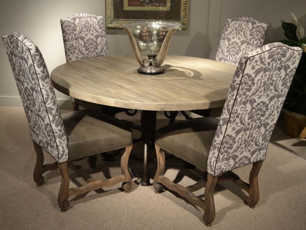 Designmaster Furniture - Strasbourg Side Chair