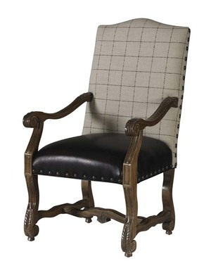 Thumbnail of Designmaster Furniture - Strasbourg Arm Chair