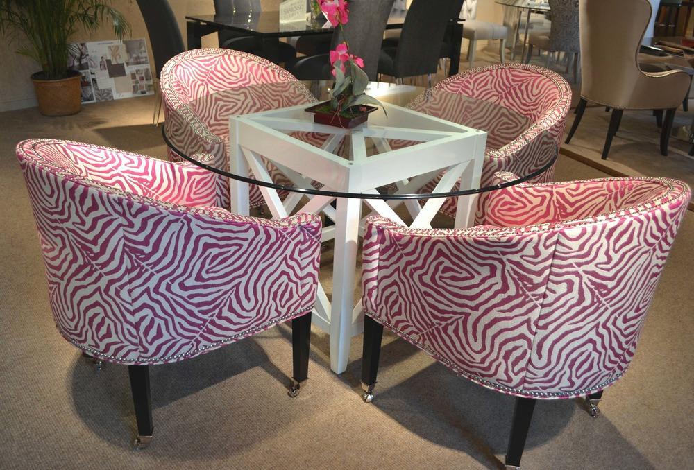 Designmaster Furniture - Compton Tub Chair