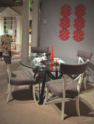 Thumbnail of Designmaster Furniture - Dahlia Side Chair