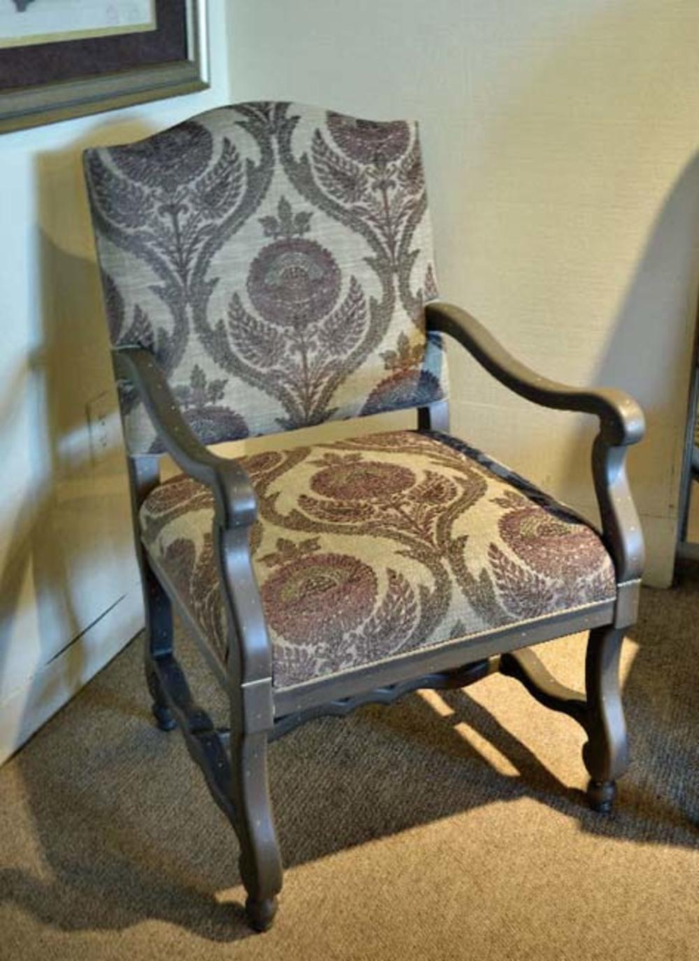 Designmaster Furniture - Bordeaux Arm Chair