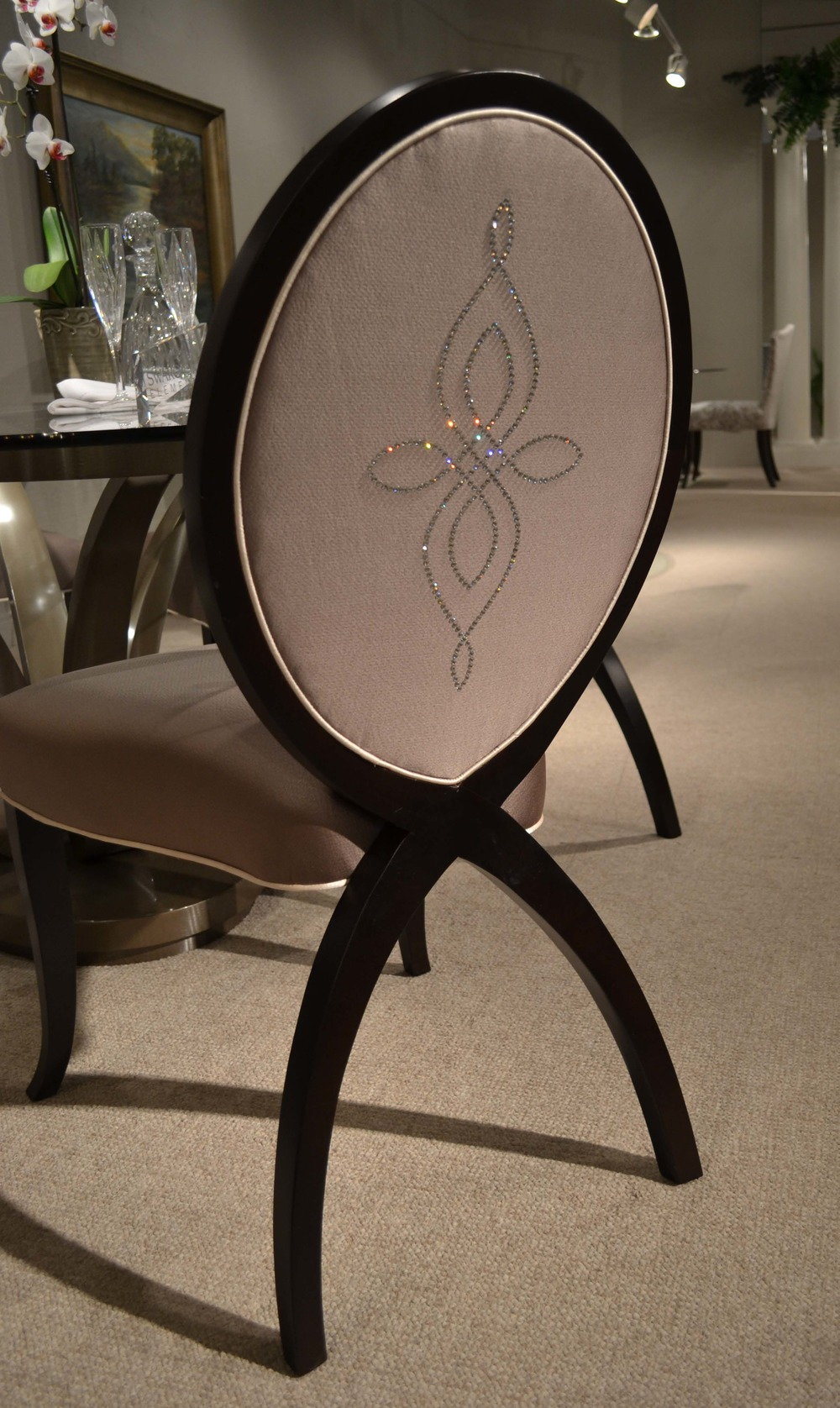 Designmaster Furniture - Charlotte Side Chair