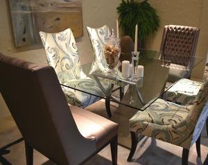Thumbnail of Designmaster Furniture - Stuart Host Chair