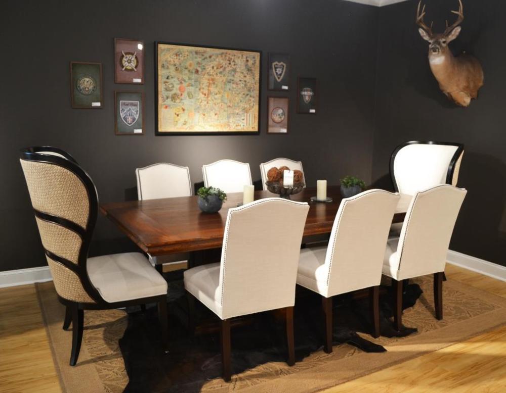 Designmaster Furniture - Lockhart Host Chair