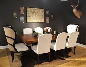 Thumbnail of Designmaster Furniture - Lockhart Host Chair