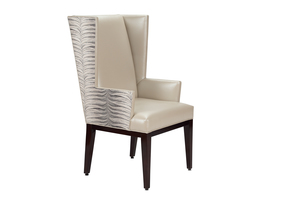 Thumbnail of Designmaster Furniture - Carson Wing Chair with Arms