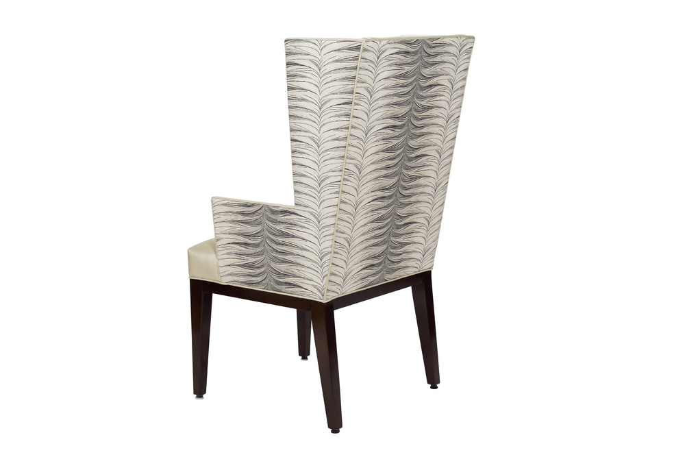 Designmaster Furniture - Carson Wing Chair with Arms