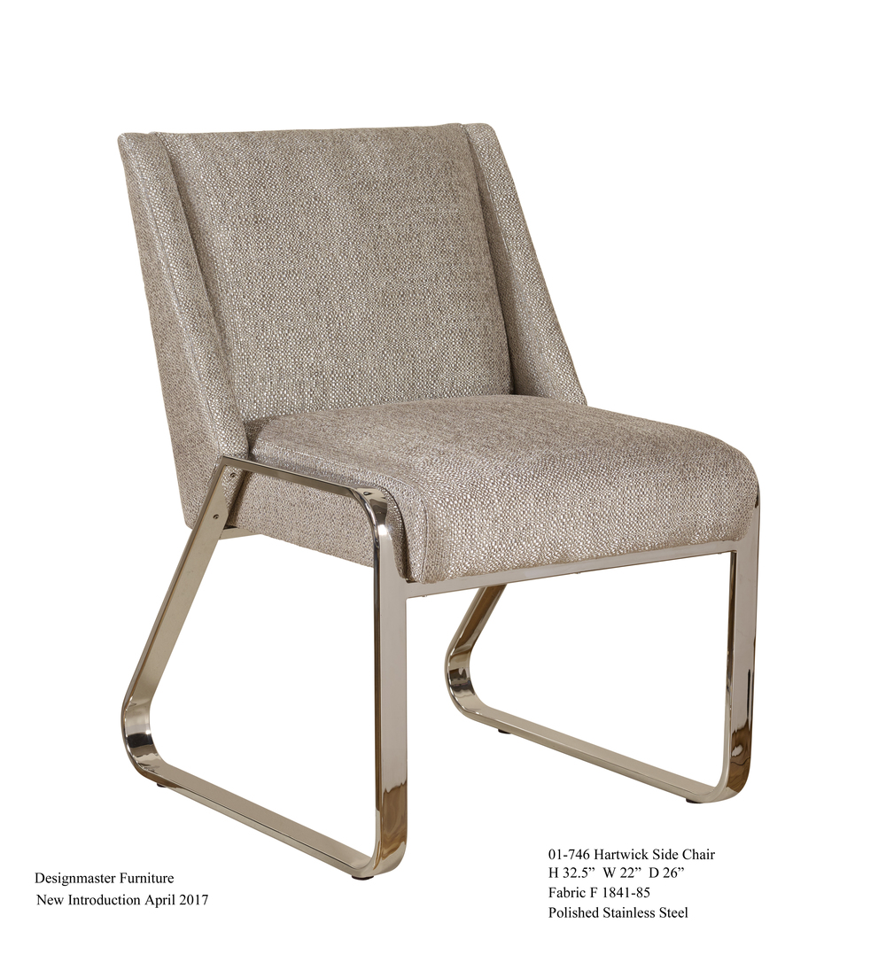 Designmaster Furniture - Hartwick Side Chair
