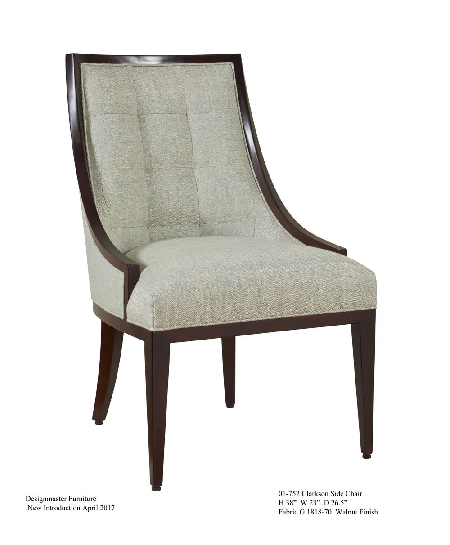 Designmaster Furniture - Clarkson Side Chair