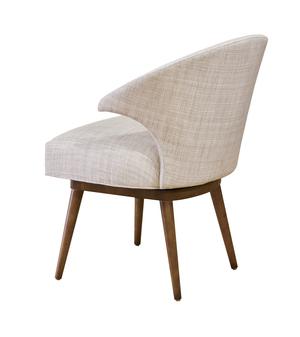 Thumbnail of Designmaster Furniture - Lynden Semi-Arm Chair