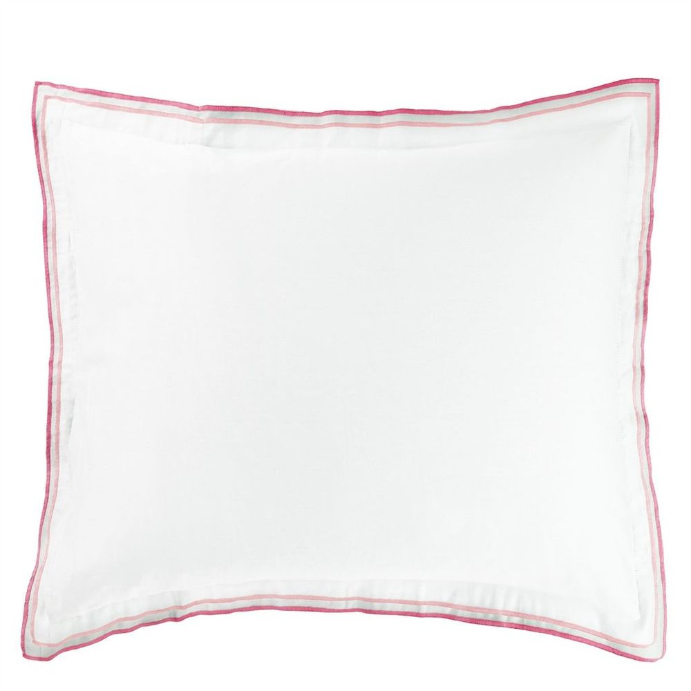 Designers Guild - Astor Peony & Pink Standard Pillowcase