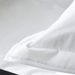 Thumbnail of Designers Guild - Astor Bianco Queen Flat Sheet