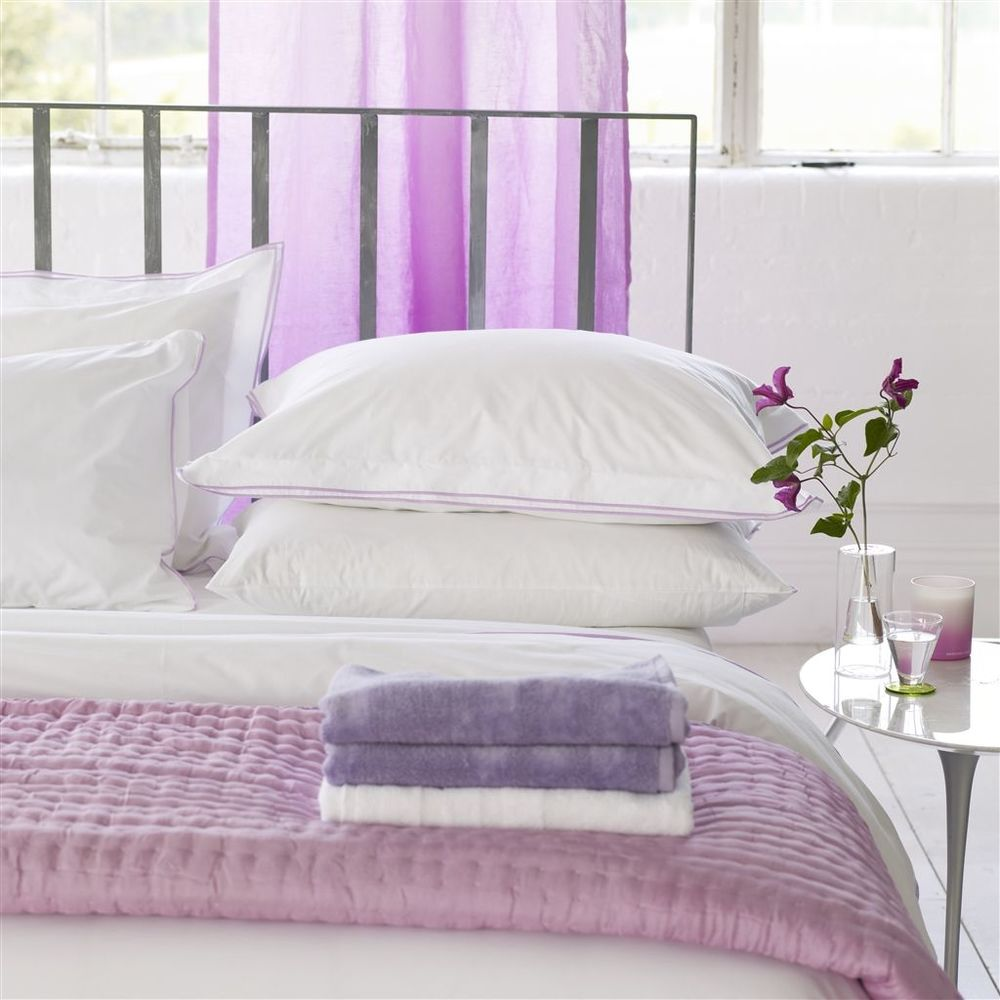 Designers Guild - Astor Crocus Queen Pillowcase