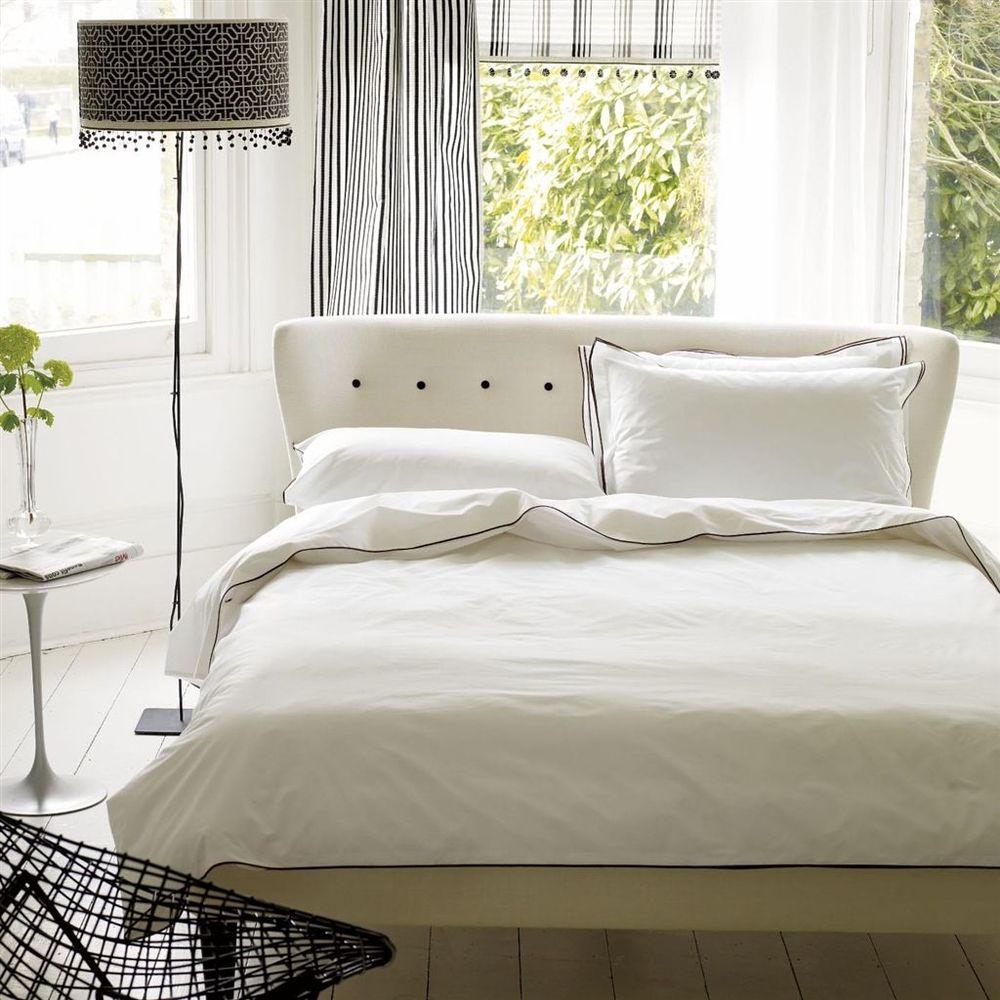 Designers Guild - Astor Nutmeg Queen Pillowcase