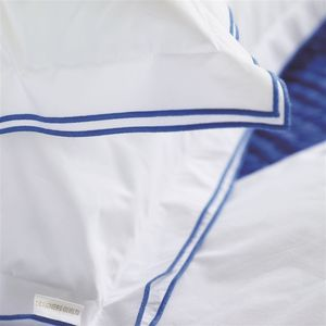 Thumbnail of Designers Guild - Astor Cobalt King Sham