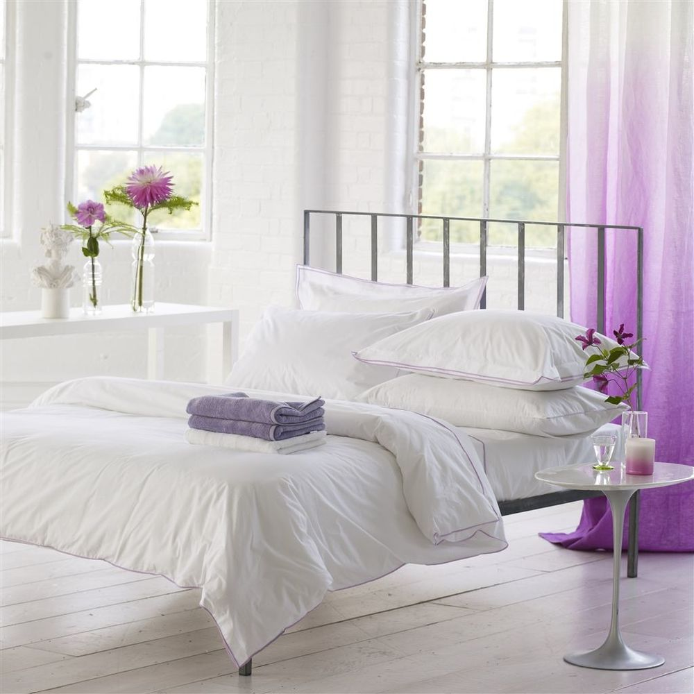Designers Guild - Astor Crocus King Duvet Cover