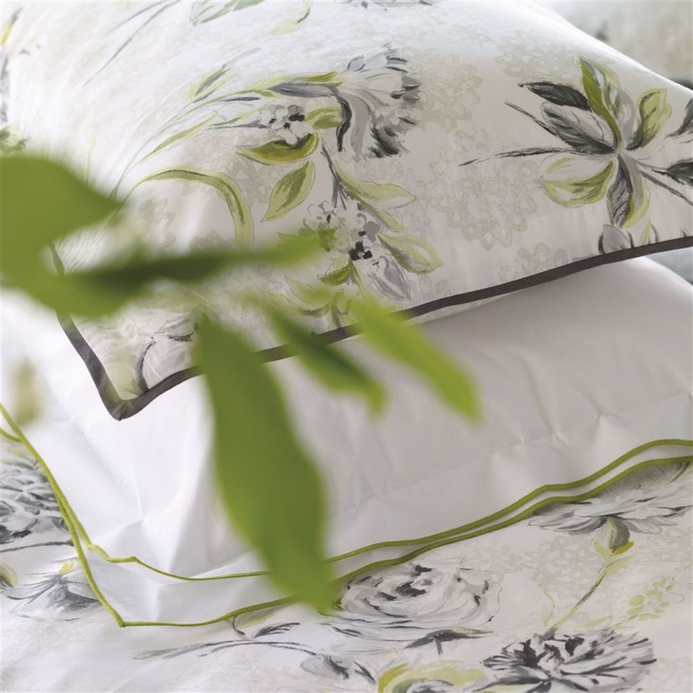 Designers Guild - Astor Moss Queen Duvet Cover