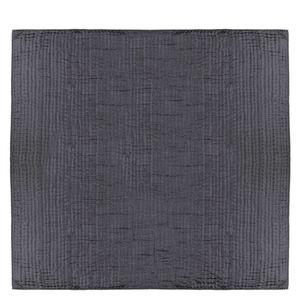 Thumbnail of Designers Guild - Chenevard Silver & Slate Standard Quilt