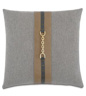 Thumbnail of Eastern Accents - Brigid Stone Pillow with Insert