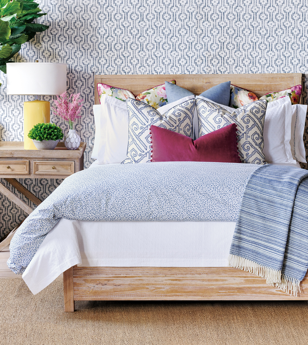Eastern Accents - Sweetness Coverlet