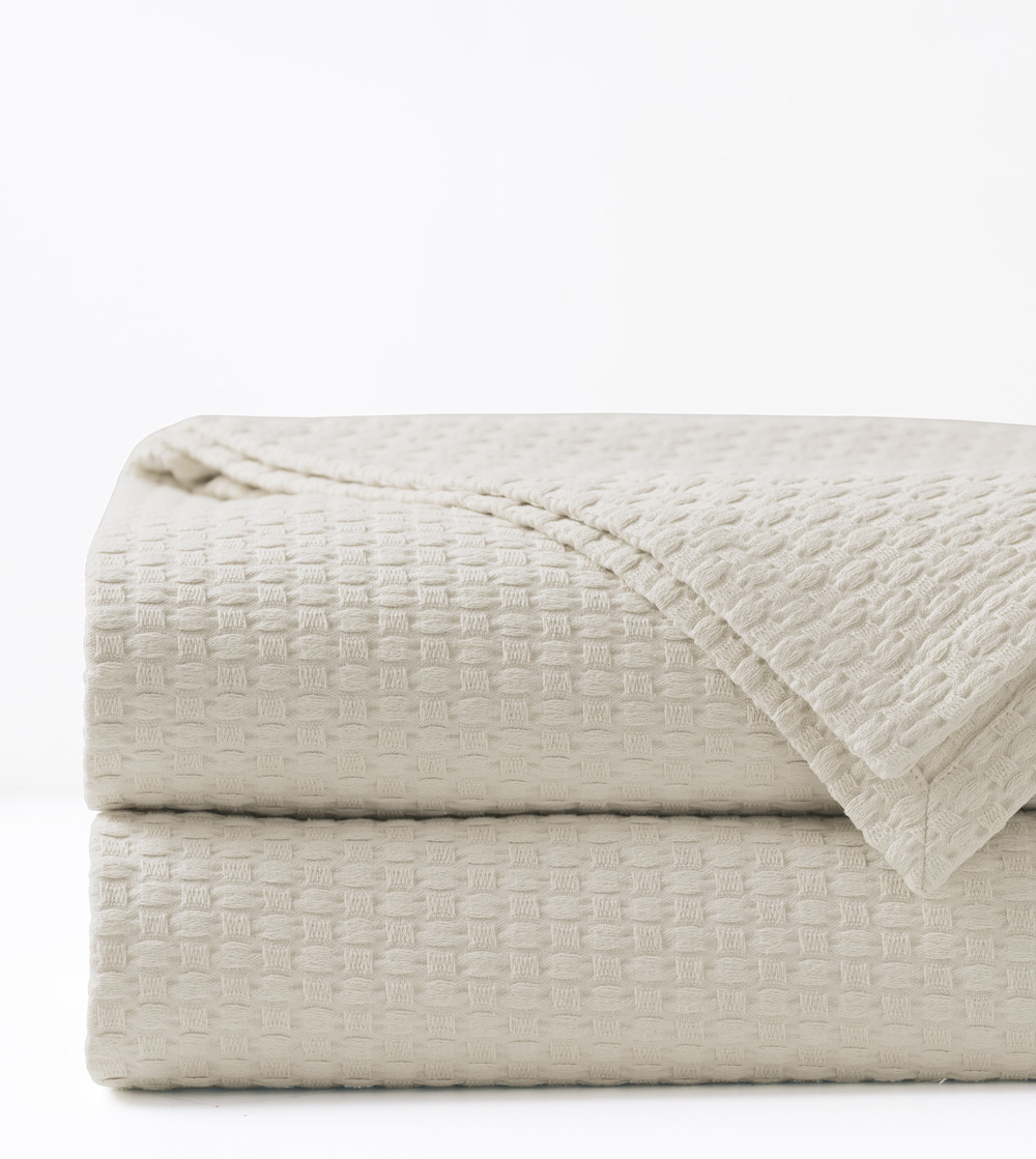 Eastern Accents - Tegan Ivory Coverlet